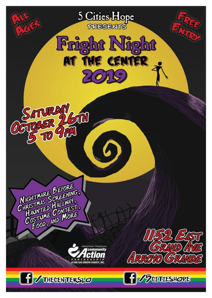 Fright Night at The Center