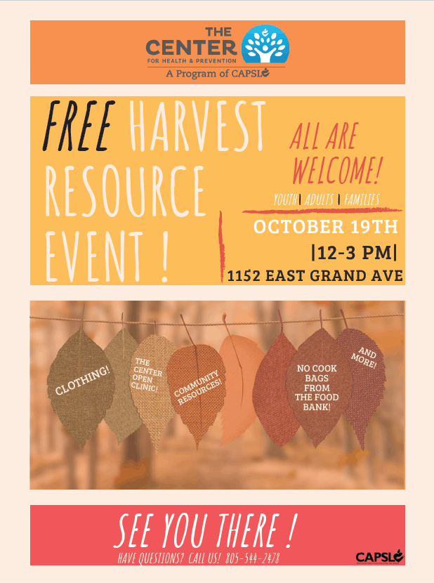 Free Resource Event!
