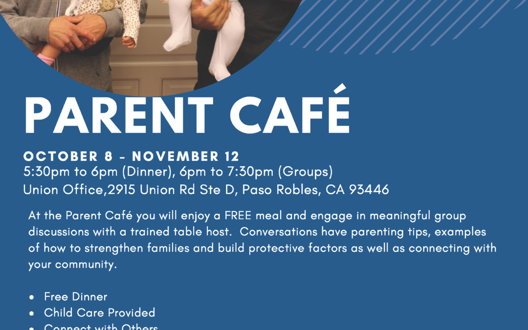 Fall 2019 Parent Cafe